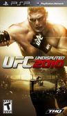 PSP UFC Undisputed 2010 UFC 2010 終極格鬥王者(美版代購)