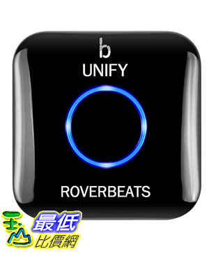 [美國直購] Etekcity Wireless Bluetooth 4.0 Receiver Audio Adapter (NFC-Enabled) for Sound System 接收器