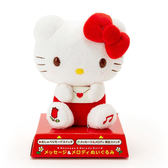 Hello Kitty娃娃 坐姿留言音樂娃娃/公仔/玩偶 [喜愛屋]