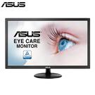 ASUS 24型超低藍光護眼螢幕VP247HA-P【愛買】