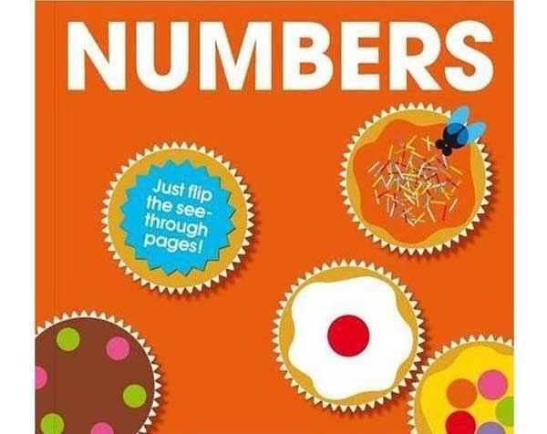 Numbers 數字 精裝膠片書