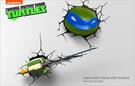 3D造型壁燈/忍者龜達文西(頭部)