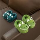 兒童棉拖 棉拖鞋男1-3歲冬季5嬰幼兒軟底保暖包跟兒童棉鞋女小孩秋