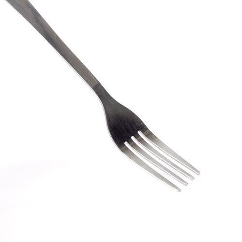【九元生活百貨】素面大餐叉 餐叉 叉子
