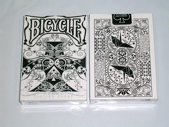 【USPCC撲克】BICYCLE Transducer Oriduru edition 限量撲克牌(折鶴版)