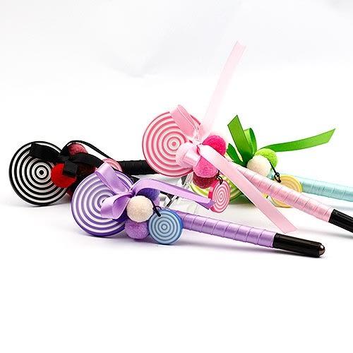 幸福婚禮小物❤繽紛棒棒糖造型簽名筆❤婚禮用品/簽名筆/會場佈置