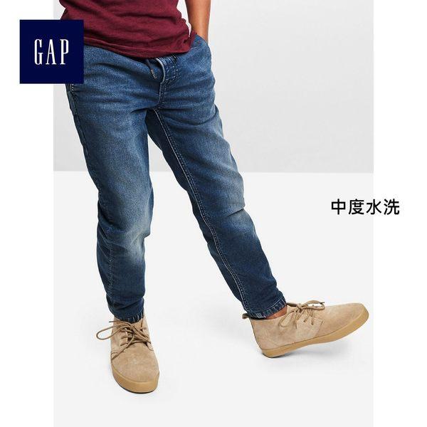 Gap男孩 柔軟舒適牛仔運動褲 849378