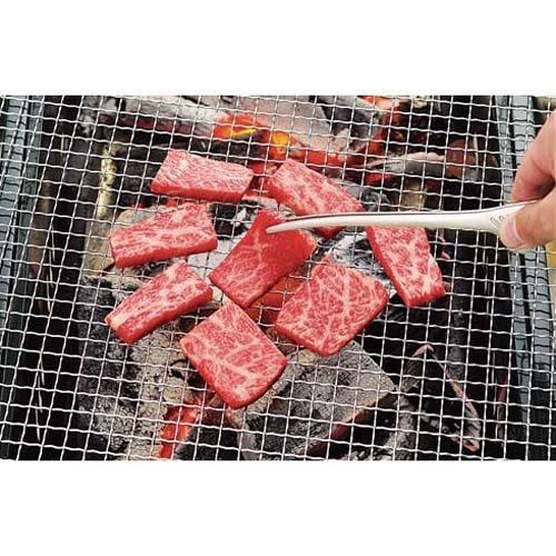 日本製不銹鋼烤肉夾分菜夾長款24公分779875通販屋