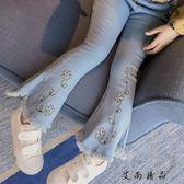 韓版兒童小女孩寶寶褲子
