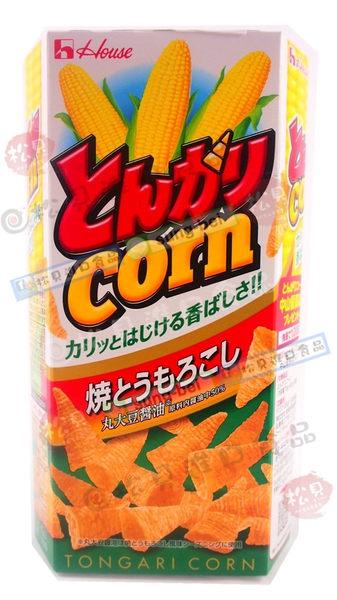 《松貝》好伺HOUSE六角玉米餅(燒烤)75g【4902402865484】bb10