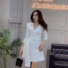 小禮服 2020年夏季新款名媛時尚連衣裙打底女人味小香風連衣裙顯瘦連身裙