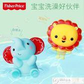 洗澡玩具 寶寶洗澡玩具嬰兒戲水動物鴨子捏捏叫兒童沙灘游泳噴水小黃鴨 居優佳品