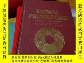 二手書博民逛書店signal罕見processing [信號處理Y16186 j