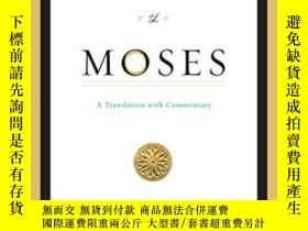 二手書博民逛書店The罕見Five Books Of MosesY255562 Robert Alter W. W. Nort