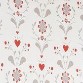 愛心花朵遮光捲簾 120x180cm