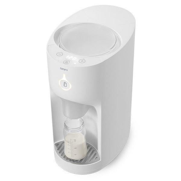 【預購促銷-7/16 預計7/18陸續出貨】美國 SIMFY moomoo 全自動超智慧泡奶機~麗兒采家