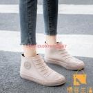 雨鞋女士時尚款防滑雨靴膠鞋新款套鞋低幫短...