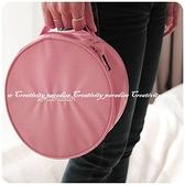 【內衣圓筒包】韓系旅行胸罩內衣內褲盥洗用品 圓形手提收納包 整理包 洗漱包 收納袋圓包