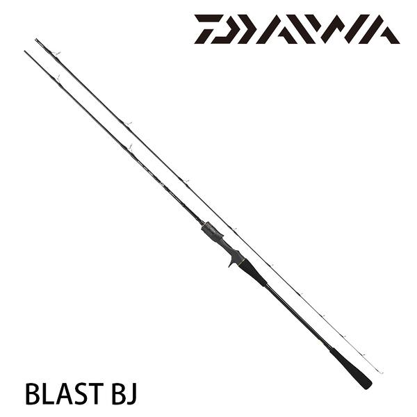 漁拓釣具 DAIWA BLAST BJ 63HB.Y [船釣鐵板竿]