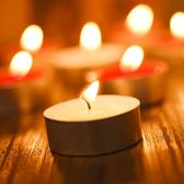 香薰蠟燭 無煙浪漫創意生日禮物茶燭求婚供佛蠟燭 QG1574『樂愛居家館』