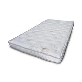 【SleepRite】舒眠乳膠-高彈力棉包覆薄墊雙人5x6.2呎