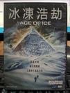 挖寶二手片-0B03-107-正版DVD-電影【冰凍浩劫】-艾美獎最佳視覺特效(直購價)
