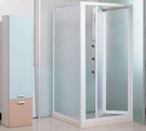 【麗室衛浴】國產 折門 PS-501LF 可生產一字型或轉角型