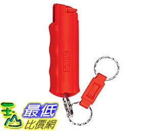 [美國直購] 鑰匙圈 SABRE Red Pepper Spray Police Strength  Compact Case Quick Release Key Ring B00Q6RUKXS