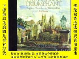二手書博民逛書店The罕見Church Triumphant: English