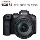 Canon EOS R6 RF 24-1...