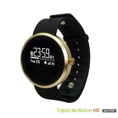 (出清) i-gotU Q-Watch 藍牙心率智慧健身手錶 運動手錶 心率錶 Q-77HR Q77HR