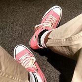 Converse Chuck Taylor All Star 70 粉紅 白 復古 1970 米白仿舊 基本款 男鞋 男生尺寸【PUMP306】 151225C