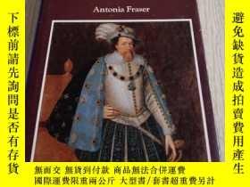 二手書博民逛書店King罕見James VI of Scotland and I