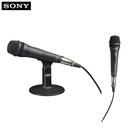 又敗家Sony PC蘋果電腦錄音麥克風2用底座/手持麥克風含外接音效卡ECM-PCV80U單一指向性麥克風微音器