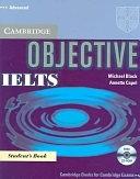 二手書博民逛書店《Objective IELTS Advanced Student s Book with CD-ROM》 R2Y ISBN:0521608848