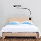 投影儀支架 免打孔加硬投影儀床頭支架Z6極米H3 G7堅果當貝萬向軟管桌面夾子【限時8折鉅惠】