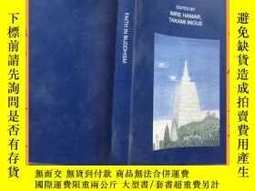 二手書博民逛書店英文書罕見Faith in buddhism 佛教信仰Y16354 請見圖片 請見圖片