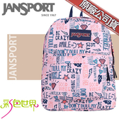 JANSPORT後背包包大容量JS-43501-34C閃耀