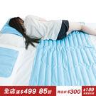 冷凝床墊X1、涼夏枕X2 夏季電費調漲,想睡得涼爽舒適,不必花大錢!