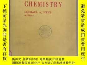 二手書博民逛書店lasers罕見in chemistry(P2233)Y173412