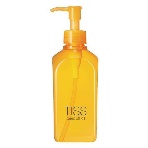 TISS深層卸粧油-毛孔潔淨升級型(230ml)