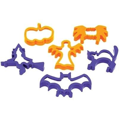 【華森葳兒童教玩具】美育教具系列-切模綜合組-萬聖節 L1-AP/720/HC