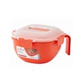 樂扣 可蒸可煮微波湯碗保鮮盒(1L)【愛買】