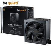 be quiet! PURE POWER 11 700W 80+金牌 電源供應器