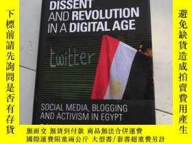 二手書博民逛書店Dissent罕見and Revolution in a Dig