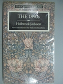 【書寶二手書T8/藝術_GKH】THE 1890s_Holbrook Jackson