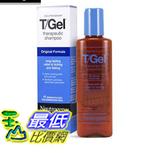[美國直購] 美國進口 露得清 Neutrogena T/Gel 頭皮屑煤焦油洗髮精 130 mL 洗髮精 T-Gel 4.4 oz TB4