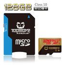 達墨 TOPMORE 128GB microSDXC UHS-I Class 10 記憶卡(附SD轉卡)