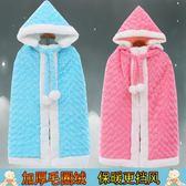 嬰兒加厚外出秋冬保暖防風披肩斗篷外套 YY1566『東京衣社』