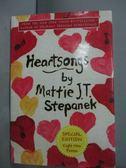 【書寶二手書T8/少年童書_ZEB】Heartsongs_Stepanek, Mattie J. T.